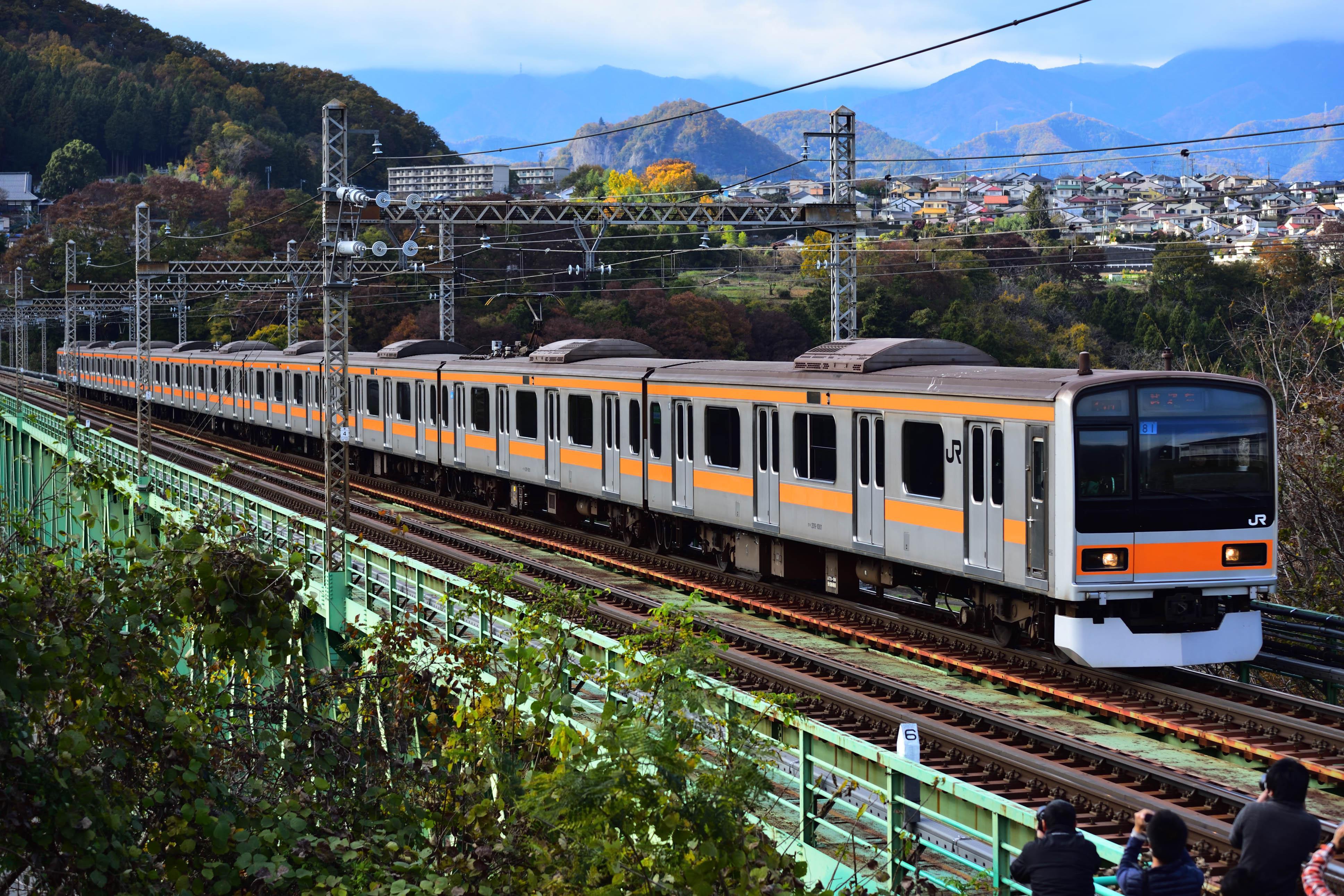 中央線 209系