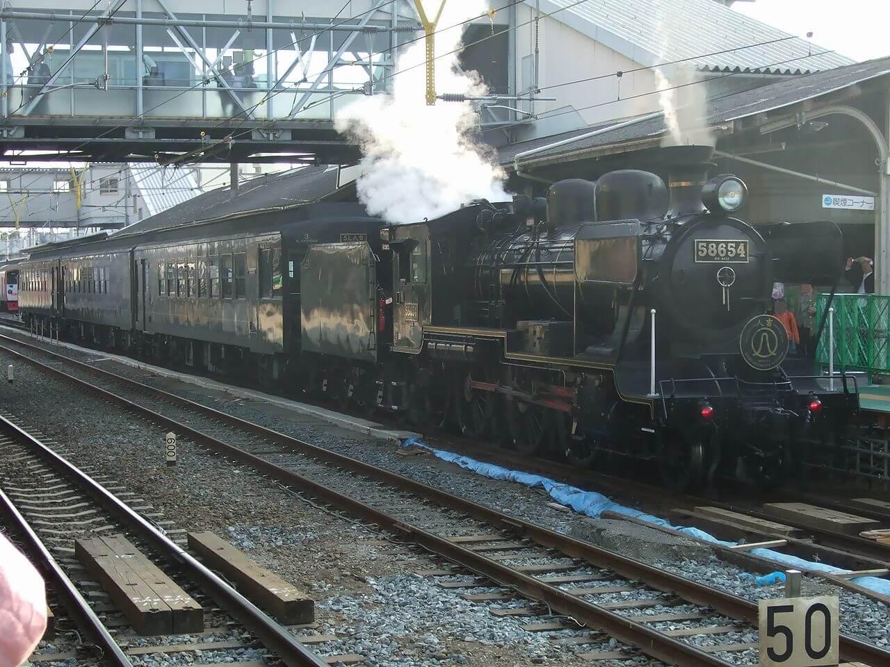 JRKyushu train SL Hitoyoshi01 - JR九州が「平成から令和へ!記念★乗り放題きっぷ」を発売