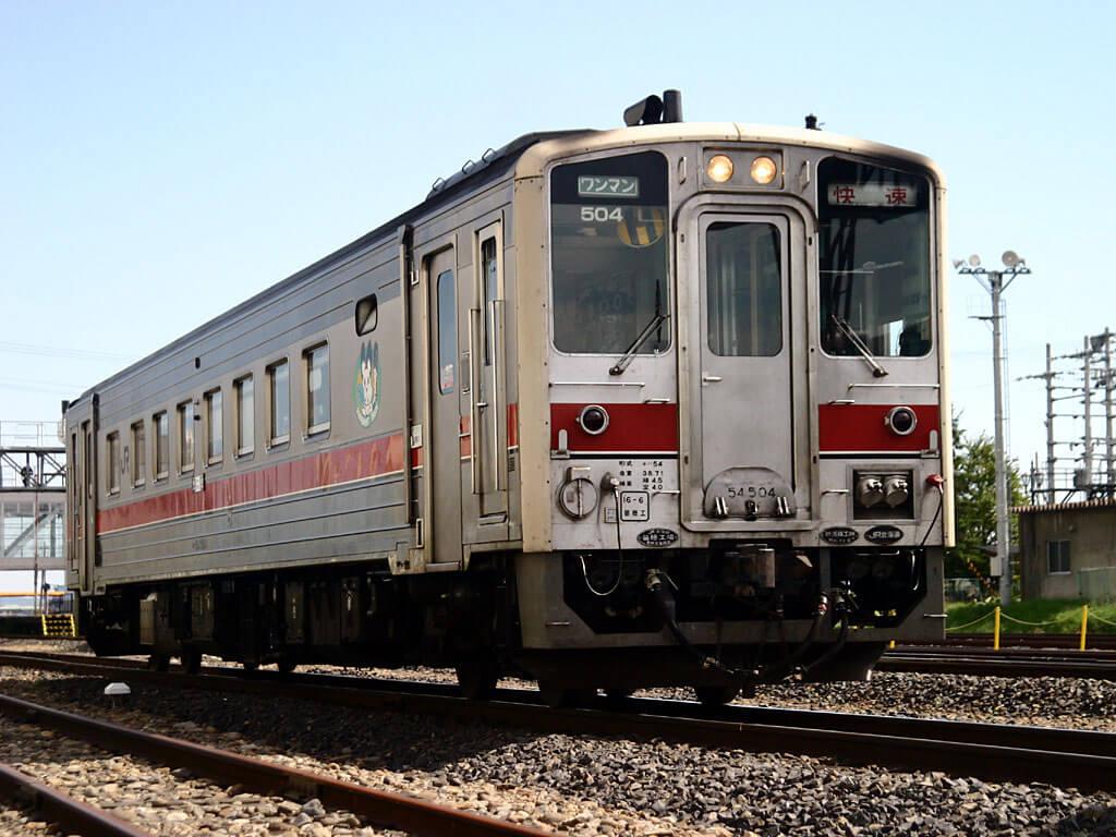 Kiha54 Kitami Mintkun01 - 青春18きっぷの旅に便利な列車:北海道編2019夏