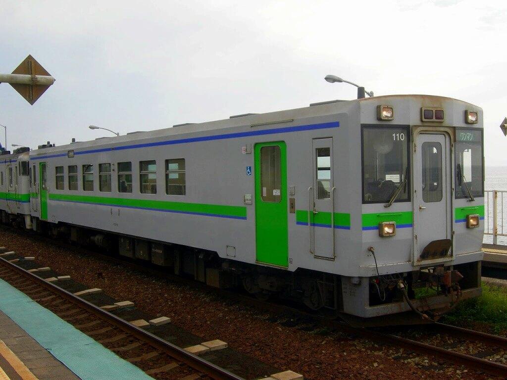 JR Hokkaido Kiha150 110 - 札沼線、バス転換へ!続報