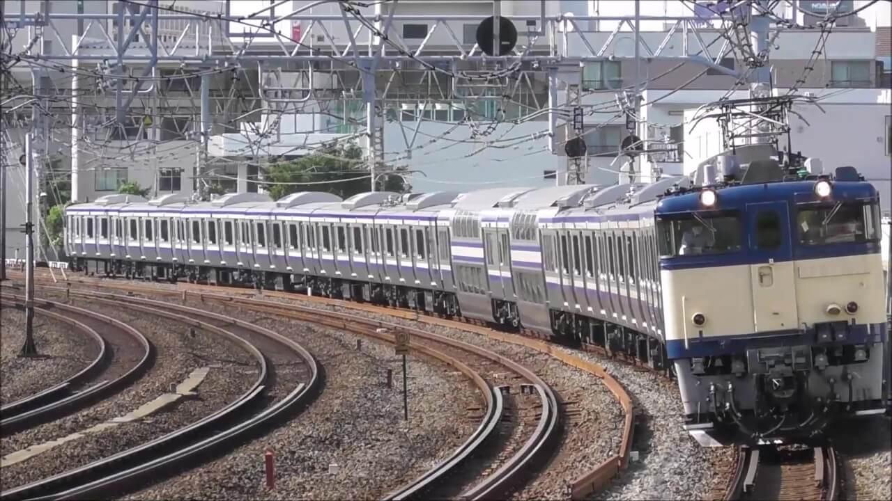 E235系 総武快速・横須賀線用