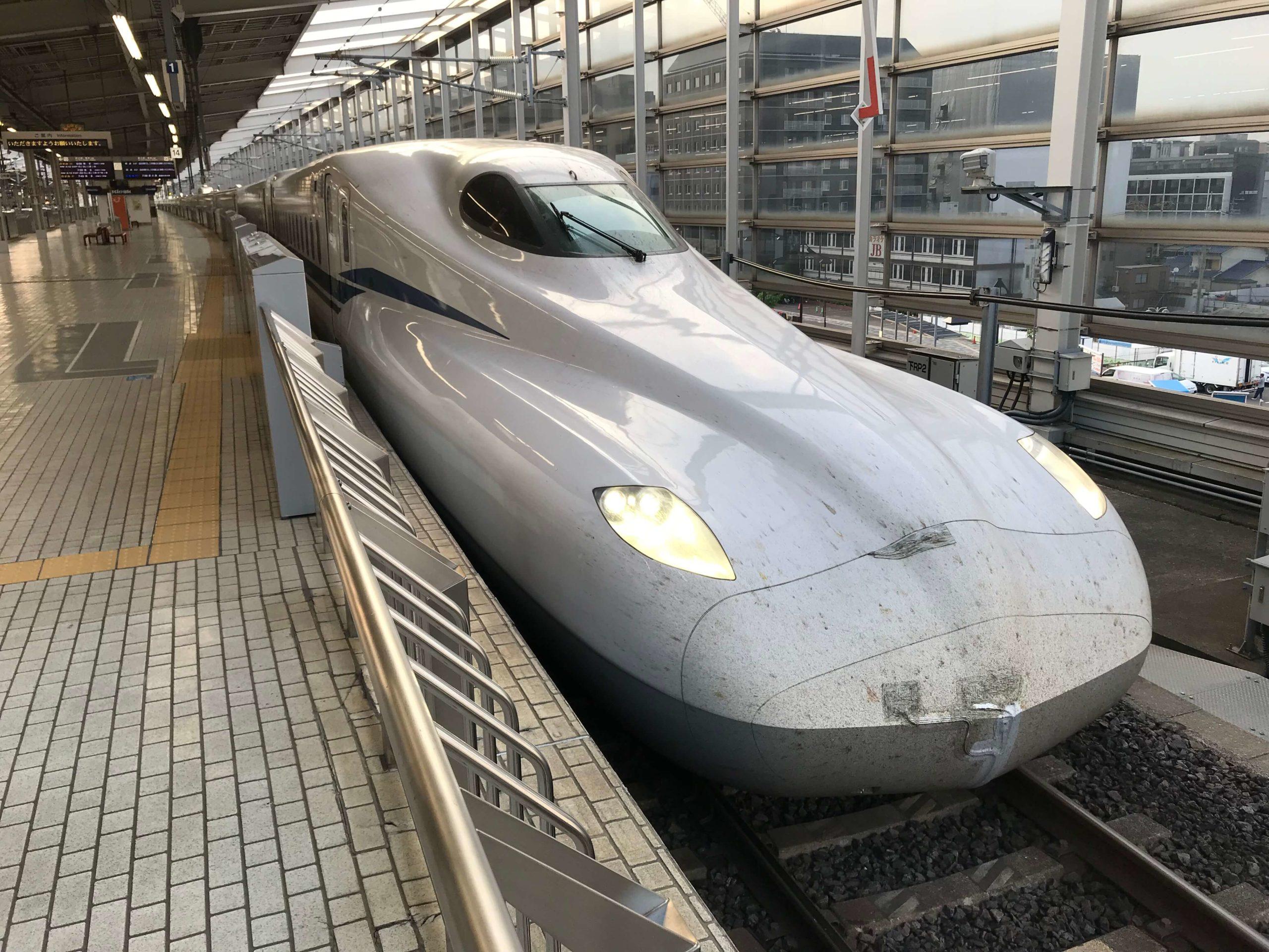 N700S系