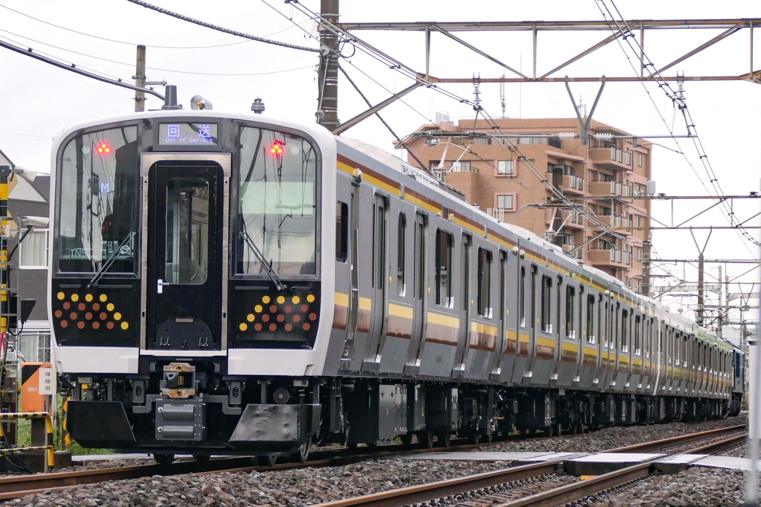 E131系600番台